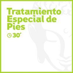 Tratamiento Especial de Pies - 30 minutos