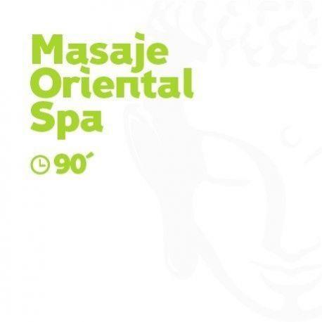 Masaje Oriental Spa - 90 minutos