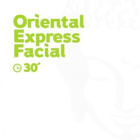 Oriental Express Facial - 30 minutos