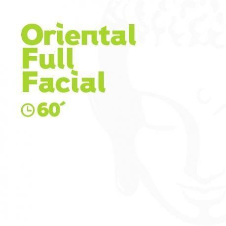 Oriental Full Facial - 60 minutos