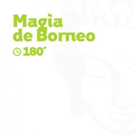 Magia de Borneo - 180 minutos