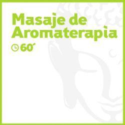Masaje de Aromaterapia - 60 minutos