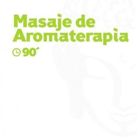 Masaje de Aromaterapia - 90 minutos