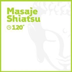 Masaje Shiatsu - 120 minutos