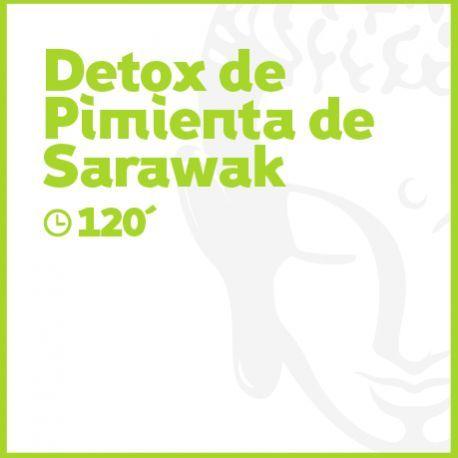 Detox de Pimienta de Sarawak - 120 minutos