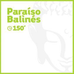 Paraíso Balinés - 150 minutos