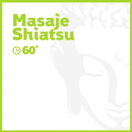 Masaje Shiatsu - 60 minutos