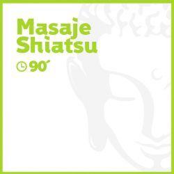 Masaje Shiatsu - 90 minutos