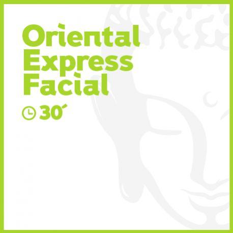 Oriental Express Facial - 30 minutos