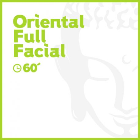 Oriental Full Facial - 60 minutos